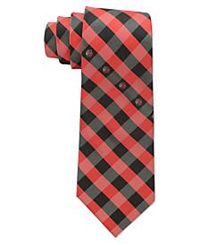Portland Trail Blazers Checked Tie