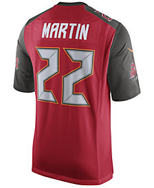 Nike Men's Doug Martin Tampa Bay Buccaneers Game Jersey