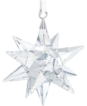 Swarovski Star Christmas Ornament