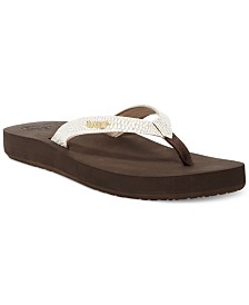 REEF Star Cushion Sassy Flip Flops