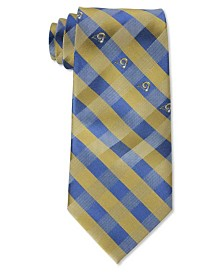 Eagles Wings Los Angeles Rams Checked Tie