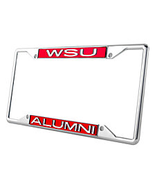 Stockdale Washington State Cougars License Plate Frame