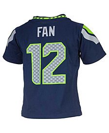 Nike Toddler Boys' Fan #12 Seattle Seahawks Game Jersey
