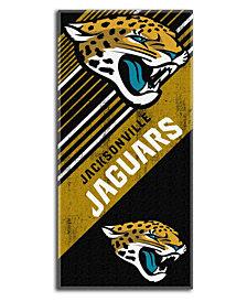 Northwest Company Jacksonville Jaguars Beach Towel