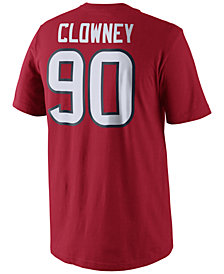 Nike Men's Short-Sleeve Jadeveon Clowney Houston Texans T-Shirt