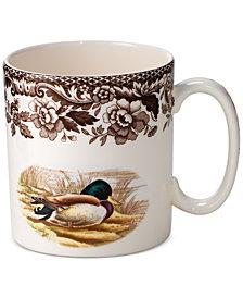 Spode Woodland Mallard Mug