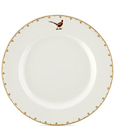 Spode Glen Lodge Pheasant Dinner Plate