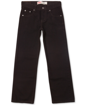 Levis Slim 550 Relaxed Jeans Big Boys (820)