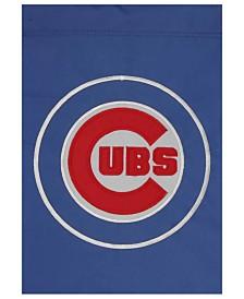 Party Animal Chicago Cubs Garden Flag