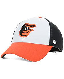'47 Brand Baltimore Orioles MLB On Field Replica MVP Cap