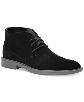 Calvin Klein Ulysses Chukka Boots - All Men's Shoes - Men - Macy's