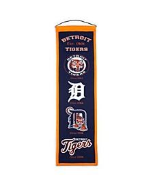 Detroit Tigers Heritage Banner
