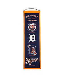 Winning Streak Detroit Tigers Heritage Banner