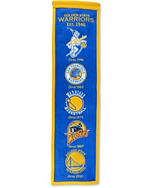 Golden State Warriors Heritage Banner