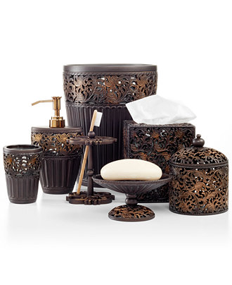 larger view. Croscill Marrakesh Collection   Bathroom Accessories   Bed   Bath
