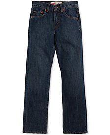 Levi's® 550™  Relaxed Fit Jeans, Big Boys