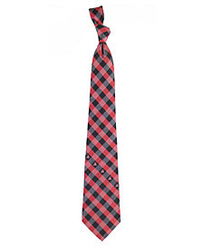 Eagles Wings Arizona Diamondbacks Checked Tie