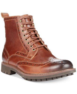 Mens Boots: Chukka Dress Boots Slip-ons - Mens Footwear - Macy&39s
