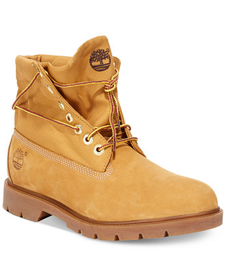 Timberland Roll Top Boots Mens