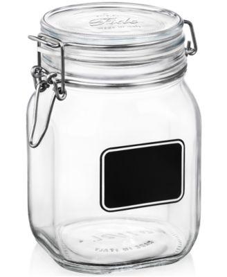 Fido Chalk Label Large Jar, 33.75 oz.