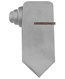 Ryan Seacrest Distinction Seacrest Solid Slim Tie