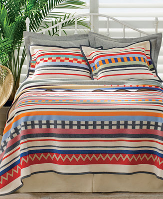 Pendleton Blankets Tamiami Trail Wool Collection