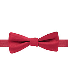 Ryan Seacrest Distinction Solid To-Tie Bow Tie