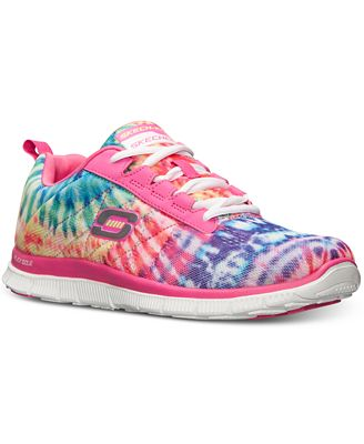 Skechers Flex Appeal Womens Athletic Shoes Limited Edition