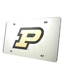 Stockdale Purdue Boilermakers Laser Tag License Plate