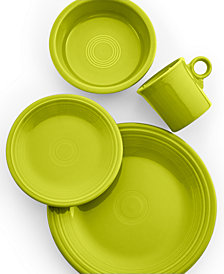 Fiesta Lemongrass 4-Piece Place Setting