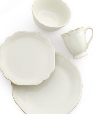 French Perle Dinnerware  sc 1 st  French-Luxury.com & Dinnerware with classic French style for relaxed elegance.
