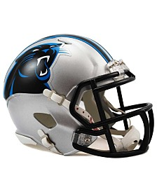 Riddell Carolina Panthers Speed Mini Helmet