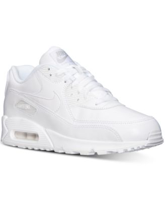 Nike Men's Air Max 90 Leather Casual