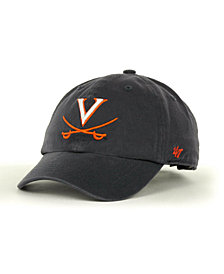 '47 Brand Kids' Virginia Cavaliers Clean Up Cap