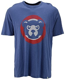 '47 Brand Men's Short-Sleeve Chicago Cubs Scrum Coop T-Shirt