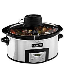 Crock-Pot 6.5-Qt. iStir Automatic Stirring Slow Cooker