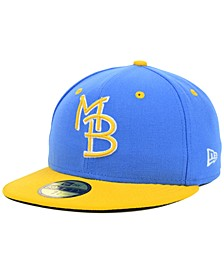 Myrtle Beach Pelicans 59FIFTY Cap