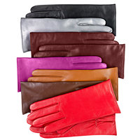 Charter Club Leather Gloves