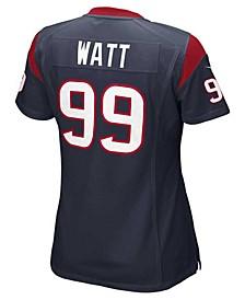 Women's J.J. Watt Houston Texans Game Jersey