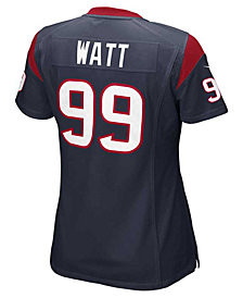 Nike Women's J.J. Watt Houston Texans Game Jersey