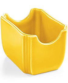 Fiesta Sugar Packet Caddy Bowl