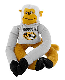 Team Beans Missouri Tigers Rally Plush Monkey