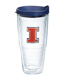 Tervis Tumbler Illinois Fighting Illini 24 oz. Emblem Tumbler