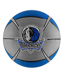 Spalding Dallas Mavericks Size 3 Logo Basketball