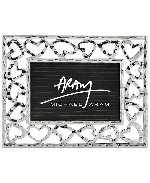 "Michael Aram Heart Mini 2"" x 3"" Frame"