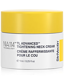Strivectin-TL Tightening Neck Cream Beauty-To-Go, 0.25 oz.