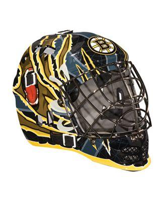 Franklin Boston Bruins NHL Team Mini Goalie Mask