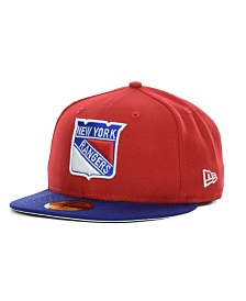 New Era New York Rangers Basic 59FIFTY Cap