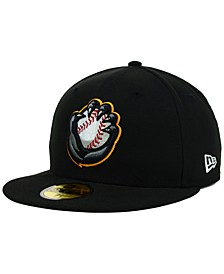Quad Cities River Bandits MiLB 59FIFTY Cap