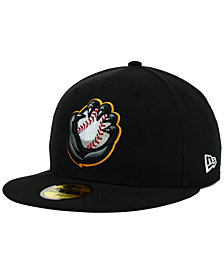 New Era Quad Cities River Bandits MiLB 59FIFTY Cap